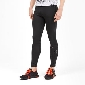 Ignite Long Running Tights - Black (Men's)