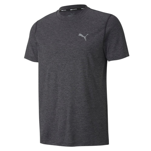 Favourite Heather Running Tee - Dark Gray Heather (Men's)