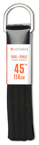 Athletic Oval Laces (45inch) - Colour Options
