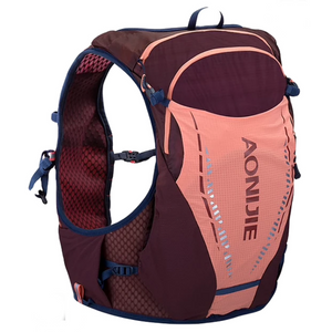 Windrunner 10L Pack - Maroon/Salmon Pink