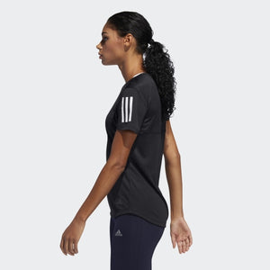 Own The Run Tee - Black (Women's)