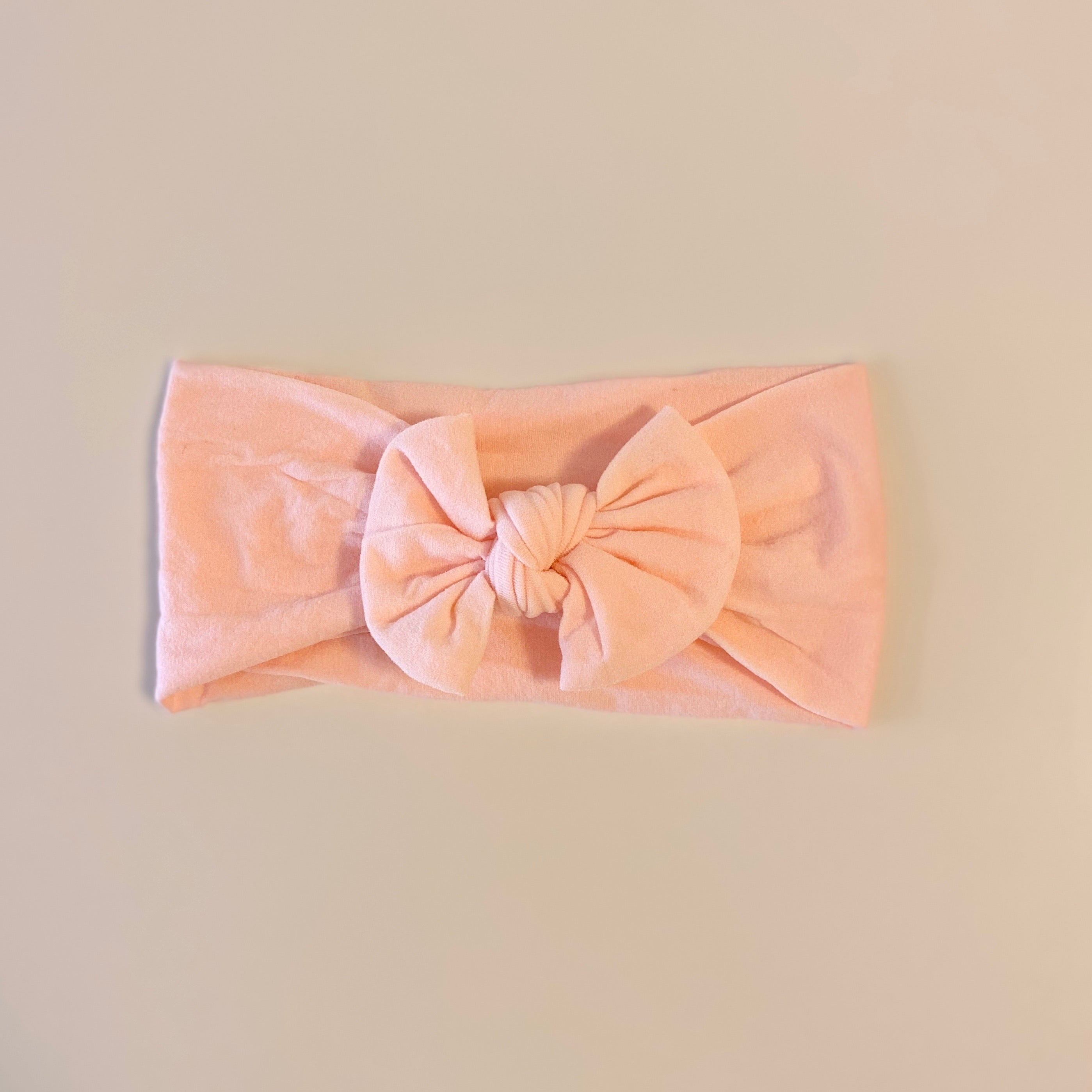 Soft Headband in Blush