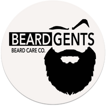 Load image into Gallery viewer, Beard Gents Drink Coaster