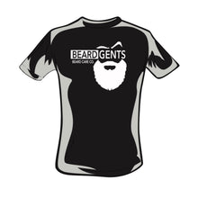 Load image into Gallery viewer, Beard Gents Logo Tee
