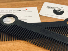 Load image into Gallery viewer, Model 1 Carbon Fiber Comb