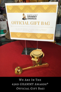 We Are In The  63rd GRAMMY Awards®  Official Gift Bag