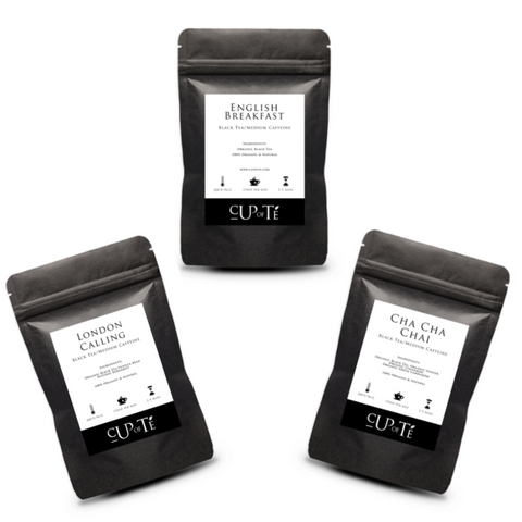 Gifts for tea lovers -organic teas