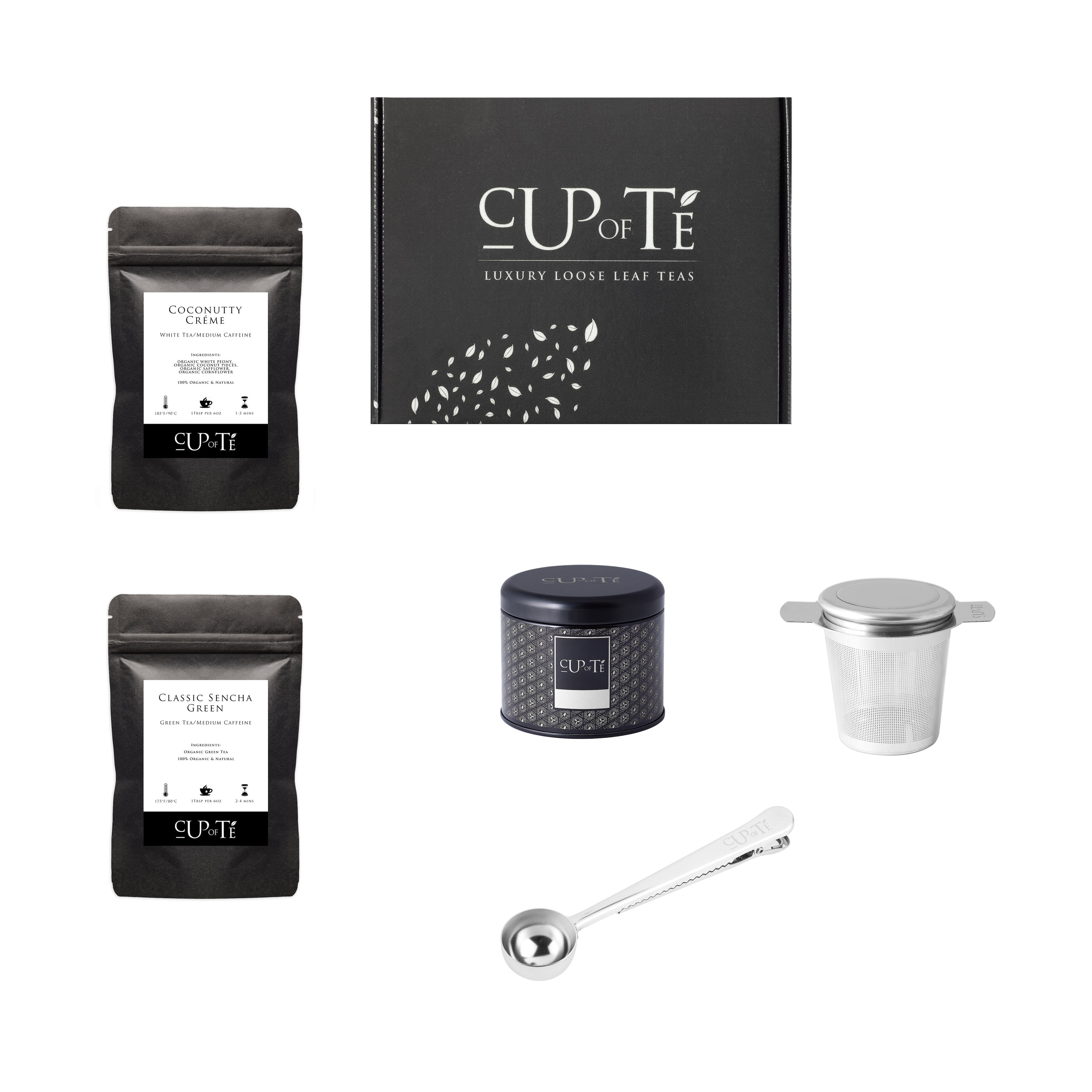Starter Kit - Cup of Té