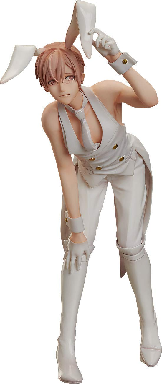 FREEing Tencount: Shirotani Tadaomi 1: 8 Scale PVC Figure