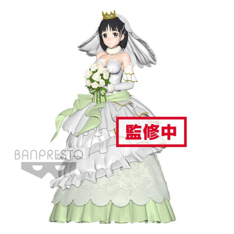 Sword Art Online: Code Register EXQ Suguha (Wedding Ver.)