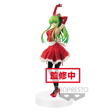 Banpresto Code Geass Lelouch of The Rebellion Exq Figure~C.C. Apron Style~, Red