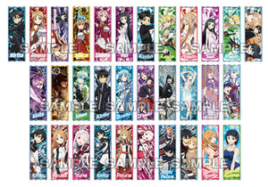 Sword Art Online - Long Sticker Gum