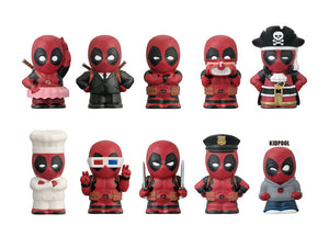 Deadpool - Soft Vinyl Puppet Mascot