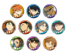 Haikyuu!! Jounetsu Tin Badge Vol.2