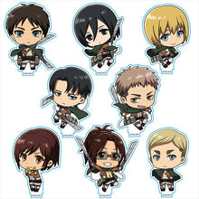 Attack on Titan Acrylic Stand Collection
