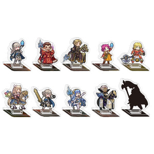 Fire Emblem Heroes Mini Acrylic Figure Collection vol.8 pack