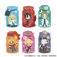 CharaToria Satsuriku no Tenshi/ Angels of Death Binder Clip