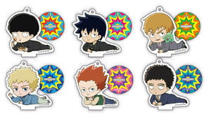 "TV Anime ""Mob Psycho 100 II"" Gororin Acrylic Keychain Collection Blind Box"
