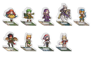 Fire Emblem Heroes Mini Acrylic Figure Collection Vol.14 Pack