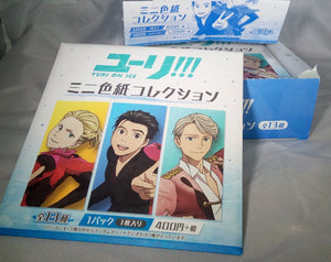 Yuri on Ice - Mini Shikishi