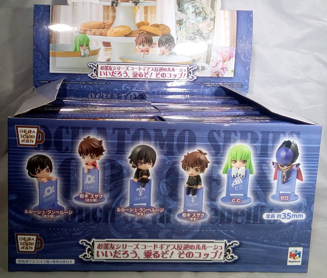 Ochatomo Series - Code Geass: Lelouch of the Rebellion: Ii Darou, Noru zo! Sono Koppu! mini figure