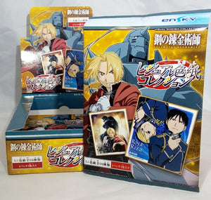FULLMETAL ALCHEMIST - Visual Shikishi Collection