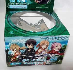 Sword Art Online - Pukutto Badge Collection Vol.1