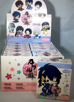 es Series nino Rubber Strap Collection - Touken Ranbu Online Kutsurogi ver.