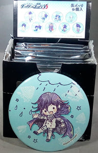 "Tin Badge ""Danganronpa V3: Killing Harmony"" 04/ GraffArt Rainy Season ver."