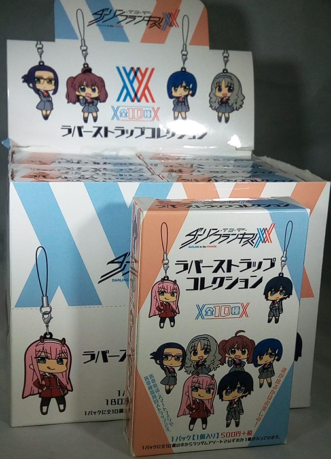 DARLING in the FRANXX Rubber Strap Collection