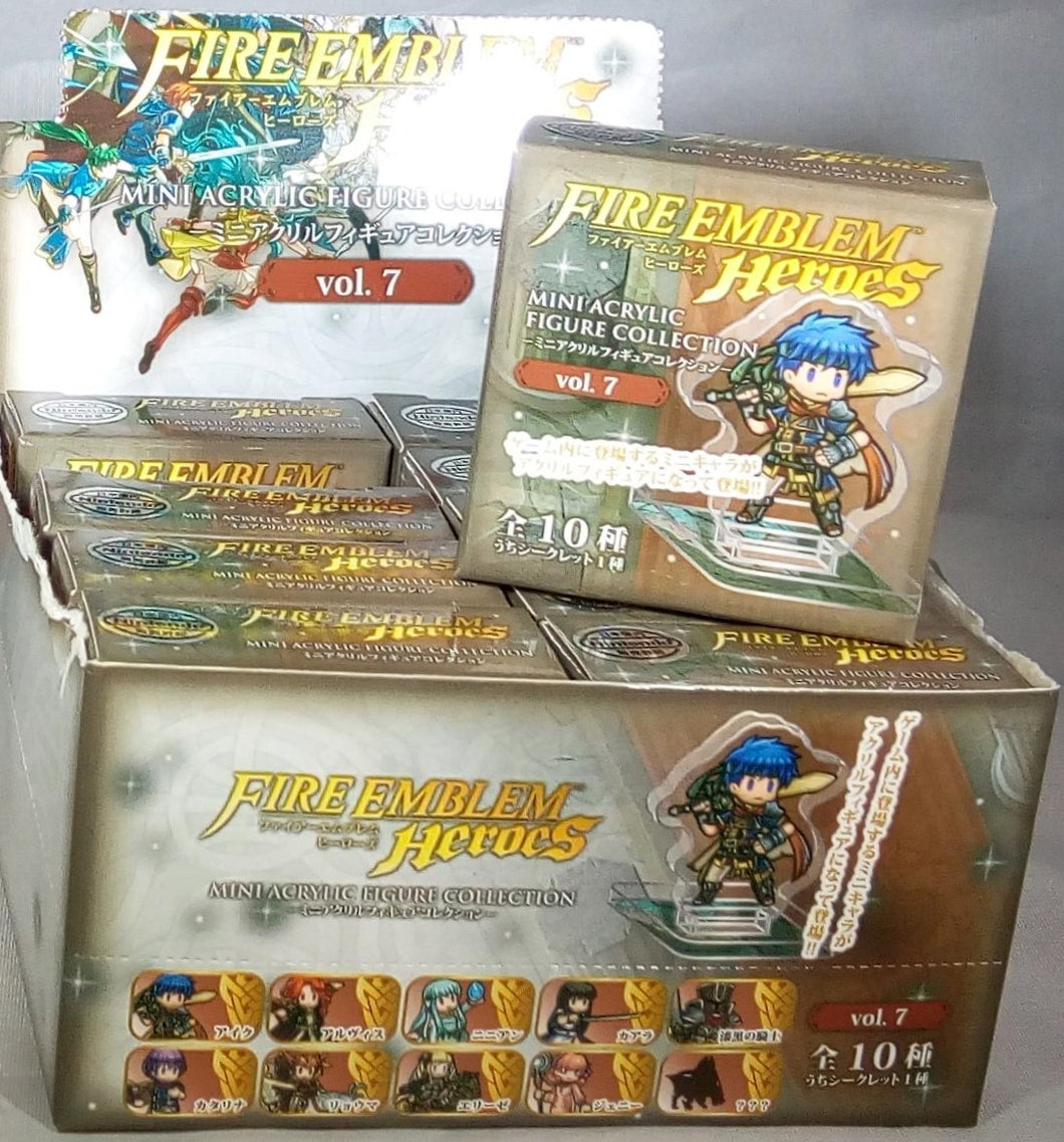 Fire Emblem Heroes - Mini Acrylic Figure Collection Vol.7