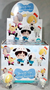Yuri on Ice x Sanrio characters Mini Fig