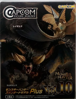 Monster Hunter Plus Vol. 10 (Single Random Blind Box)