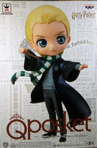 Harry Potter Q Posket Draco Malfoy 5.6-Inch Collectible PVC FIgure [Pearl Color Version]