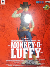 Banpresto Onepiece Treasure Cruise World Journey Vol.1-Monkey・D・Luffy-, Multicolor