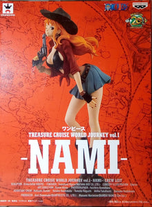 Banpresto Onepiece Treasure Cruise World Journey Vol.1-Nami-