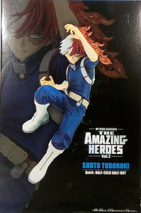 Shouto Todoroki -The Amazing Heroes Vol. 2- Prize Figure - My Hero Academia