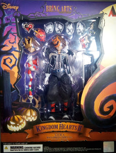 KINGDOM HEARTS II BRING ARTS SORA HALLOWEEN TOWN Version
