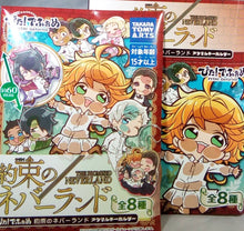 Pita! Deforme The Promised Neverland Acrylic Keychain