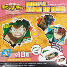 DecoFla Acrylic Keychain My Hero Academia THE MOVIE -Two Heroes- Vol.2