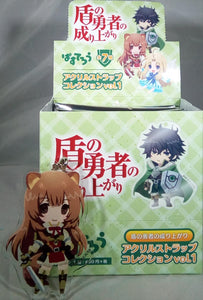 Pasuterou The Rising of the Shield Hero Acrylic Strap Collection vol.1