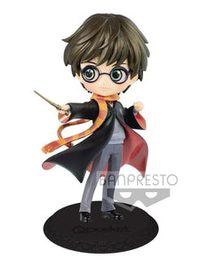 Q Posket Harry Potter 6-Inch Collectible PVC Figure [Pearl Color Version]