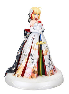 Saber Kimono Dress Ver. 1/7 Scale Figure - Fate/Stay Night