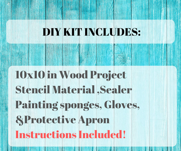 DIY CRAFT KIT FATHER'S DAY