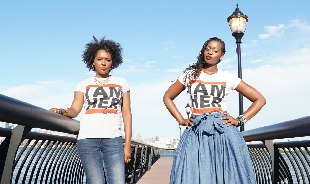 Unapologetic clothing for girls