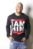 I AM HIM X I AM KING – Casual T Shirts for Men - I AM HER Apparel