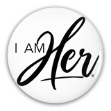 Dulce De Leche Brown Girl - Button 5 Pack Set - I AM HER Apparel, LLC