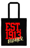Delta Sigma Theta Inspired EST.1913 - Canvas Tote Bag