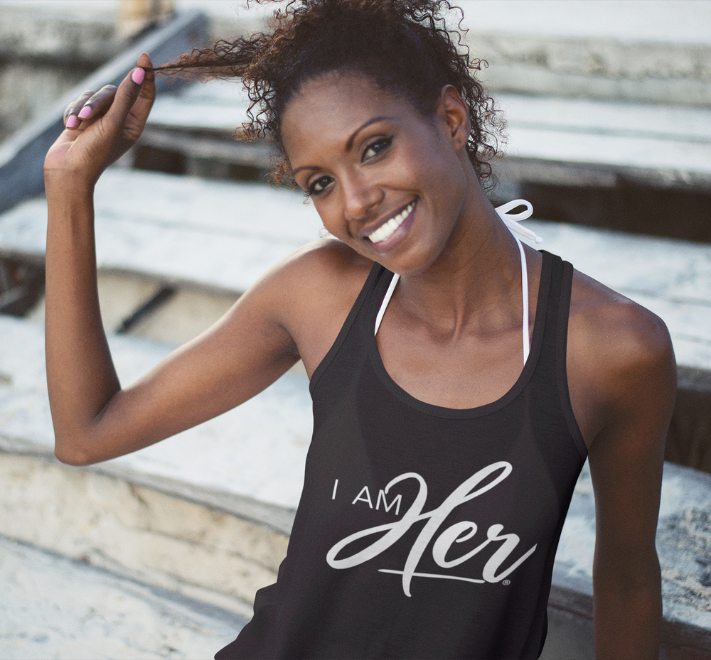 I AM HER Signature Women's Tank Tops - I AM HER Apparel, LLC