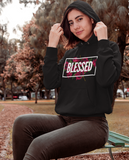 Blessed - Women's Hooded Sweatshirt - I AM HER Apparel, LLC